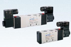 4V320-10 Пневмораспределитель(Электромагнитный клапан)