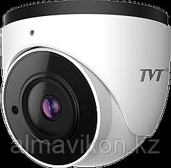 Видеокамера с распознаванием лиц IP 2mp TVT TD-9554E2