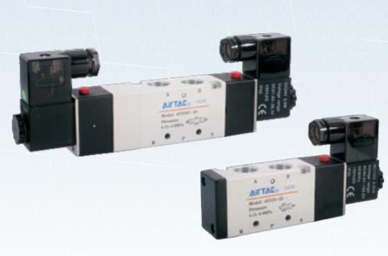 4V330P-10 Пневмораспределитель(Электромагнитный клапан)