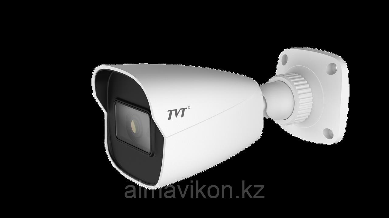 Видеокамера уличная с обнаружением и распознаванием лица IP 2mp TVT TD-9422A1