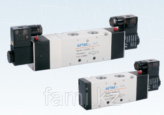 4V430P-15 Пневмораспределитель(Электромагнитный клапан)