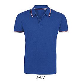 Мужская рубашка поло Prestige, синяя