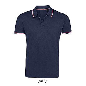 Мужская рубашка поло Prestige, темно-синяя