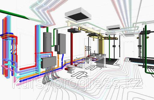 Курс «Отопление, вентиляция и кондиционирование»