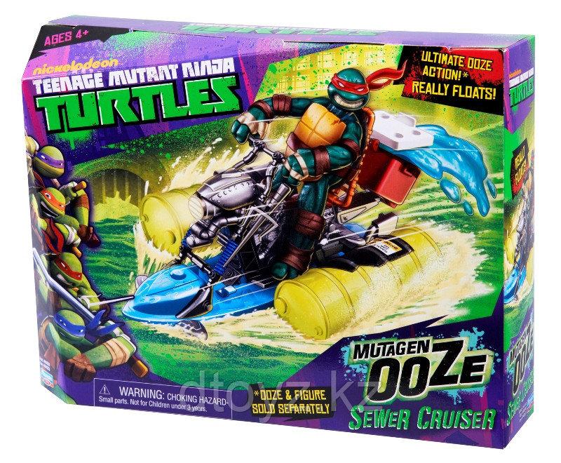 Гидроцикл Ninja Turtles Черепашки Ниндзя (без фигурки) 94053