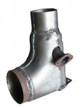 Труба выхлопа (колено) Т-150