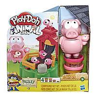 Hasbro Play Doh Игровой набор Озорные поросята, Плей До