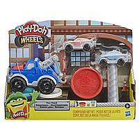 Hasbro Play Doh Игровой набор Эвакуатор, Плей До