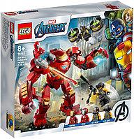76164 Lego Super Heroes Халкбастер против агента А.И.М., Лего Супергерои Marvel