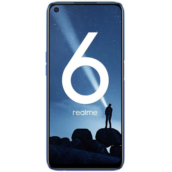 Смартфон Realme 6 8Gb 128Gb (Blue)