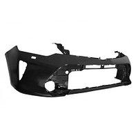 Передний бампер на Camry V55 2014-14 Оригинал