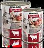 Влажный корм для собак всех пород Bewi Dog rind с говядиной