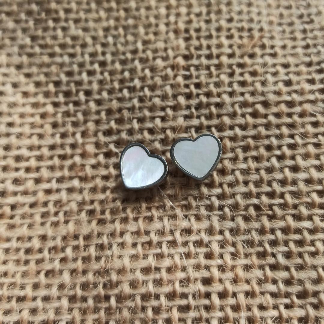 Сережки Сердце