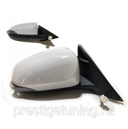 Боковое зеркало левое (L) на Camry V50/55 2011-17 (9 контактные) Дубликат