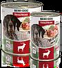 Влажный корм для собак все пород Bewi Dog rich in venison с олениной