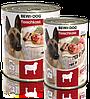 Влажный корм для собак всех пород Bewi Dog rich in lamb с ягненком