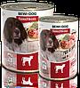 Влажный корм для собак всех пород Bewi Dog rich in veal с телятиной