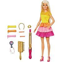"""Barbie: Игровой набор """"Роскошные локоны"""""""