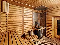 Готовая баня