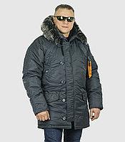 Куртка мужская HUSKY STEEL BLUE