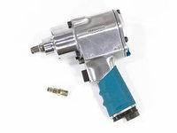Гайковерт пневматический ударный G1260,1/2, Twin Hammer, 813Нм, 7000 об/мин