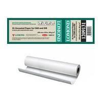 Ролик бумажный для плоттера, Lomond, 620 mm x 175 m x 76 mm.