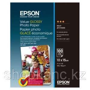 Фотобумага  Epson, матовая 10 x15, 183 гр., 100 листов.