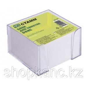 Блок  белый 8*8*5 листов в боксе Б3 59 СТАММ