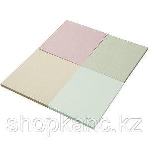 """Клейкая бумага д/заметок (38*50 мм) 50 листов, 4 цвета """"Proff.Alpha""""04 шт./в блистерной упак(PFA1090"""