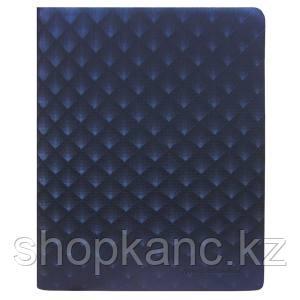 Ежедневник недатированный,160 л,120 х 169 мм, цвет синий.