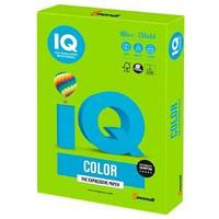"Бумага ""IQ Color"" Intensive MA42, ярко-зеленый, формат А4, пл-ть 160 гр/м2, 250 лист/пач. 406480"
