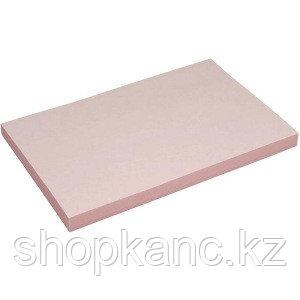 """Клейкая бумага для заметок (76*127 мм) 100 листов, розовая """"Proff"""""""