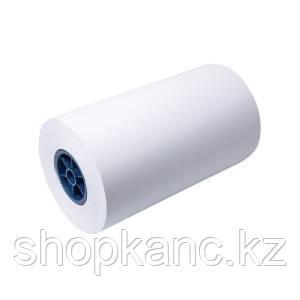 Ролик бумажный для плоттера, 297 mm x 175 m x 76 mm.