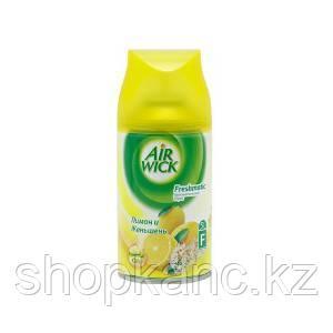 Автомат. освежитель воздуха 250 мл.лимон и женьшень