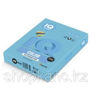 """Бумага """"IQ Color"""" Intensive AB48, светло-синий, формат А4, пл-ть 80 гр/м2, 500 лист/пач. 402789"""
