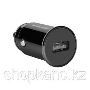 Адаптер питания Defender UCA-12 черный, 1xUSB