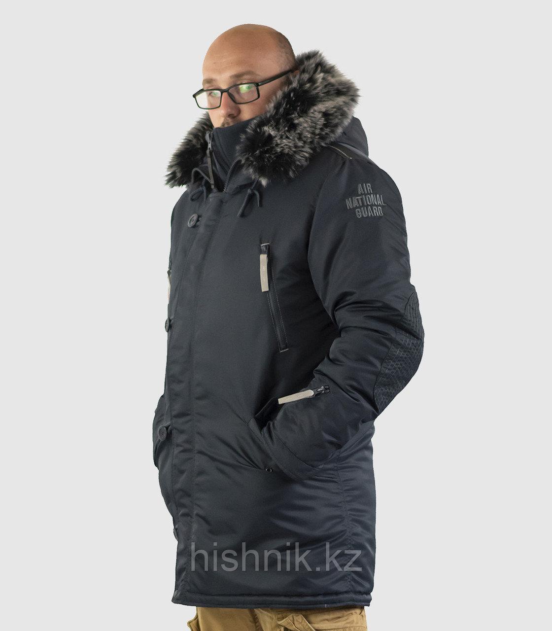 Куртка мужская ARKTIK STEEL BLUE/GUN METAL