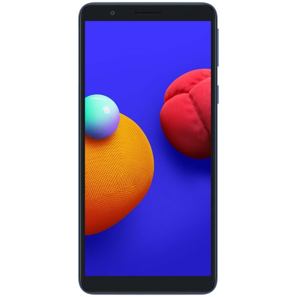 Смартфон Samsung Galaxy A01 Core, Blue