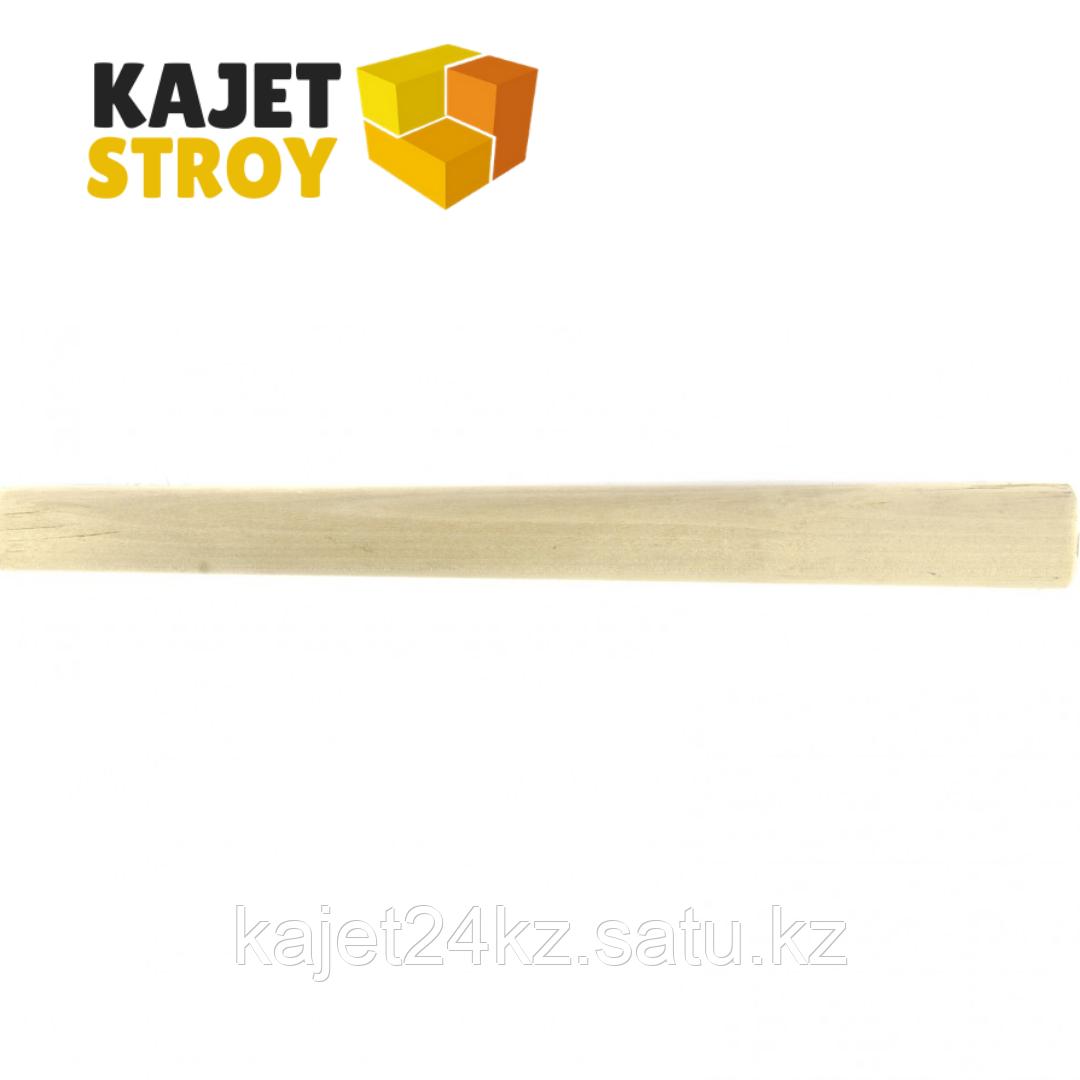 Рукоятка для молотка, шлифованная, БУК, 400 мм// Россия