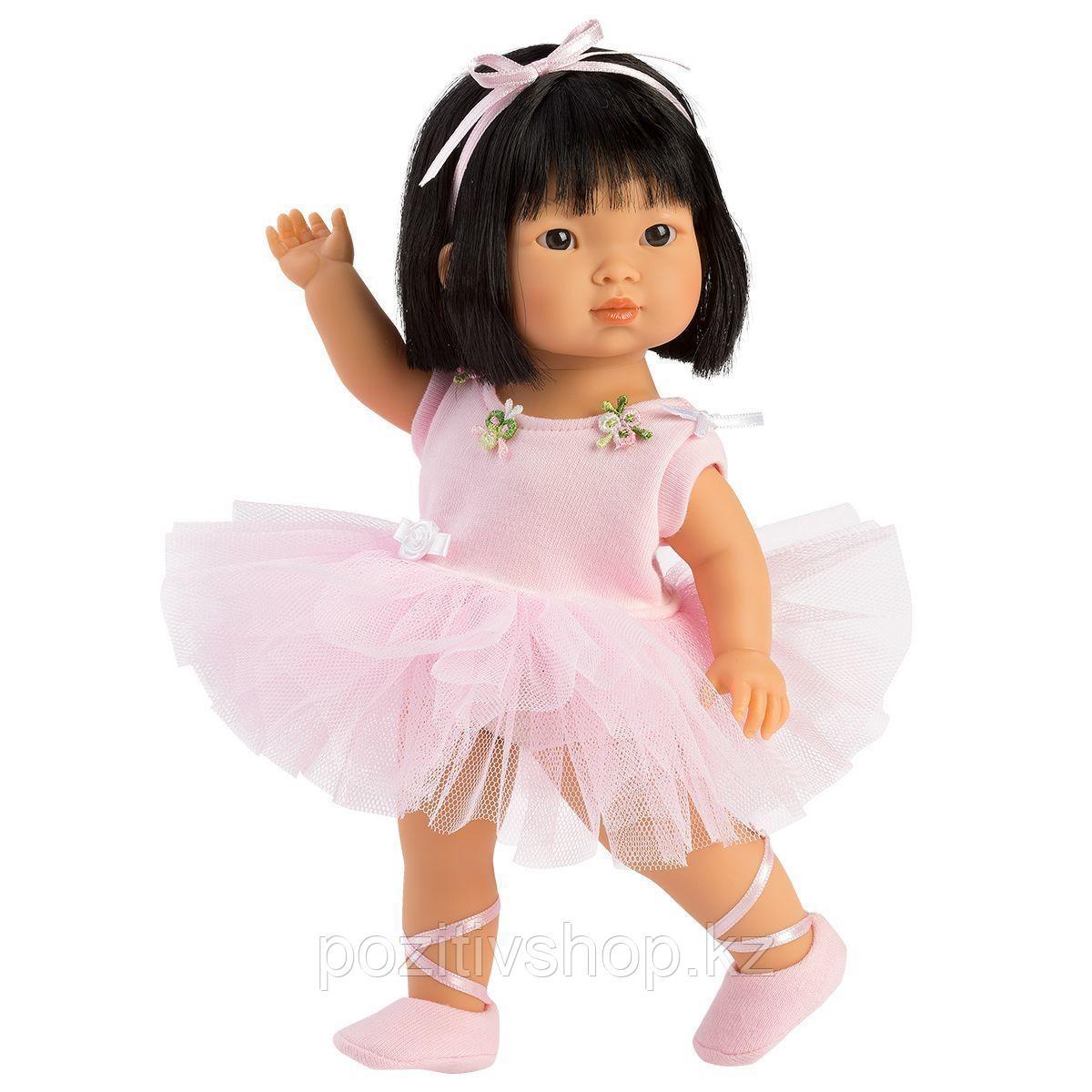 Кукла Llorens Лу брюнетка балерина - фото 1