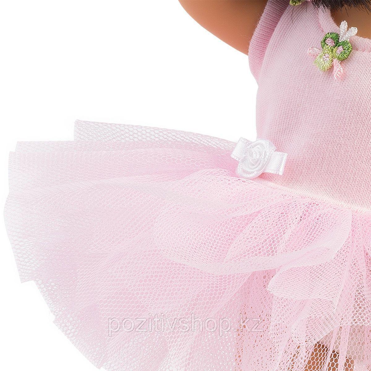 Кукла Llorens Лу брюнетка балерина - фото 2