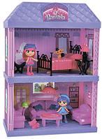 """Barmila: Игровой набор """"Домик для мини-куклы"""" с 2 куклами"""
