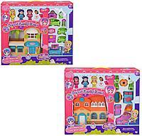 """Barmila: Игр.н-р """"Домик для мини-куклы"""" с 3 куклами, в ассортименте"""