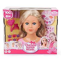 "Bayer Dolls: ""Charline - супер модель"" кудрявые волосы"