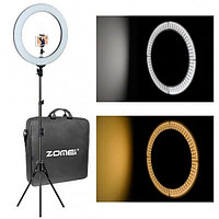 Кольцевая лампа ZOMEI LED RING 14 inch, фото 1