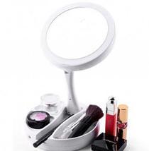 Зеркало с подсветкой для макияжа My FOLDAWAY Mirror, фото 3
