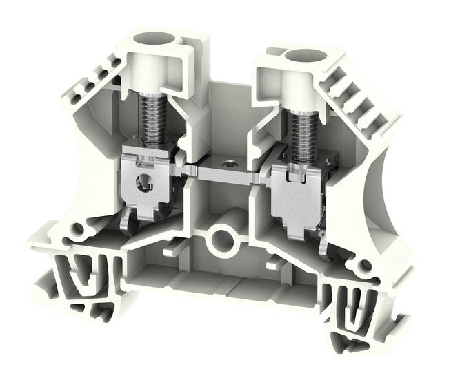 WDU 10 WS Соединитель электрический, Винт