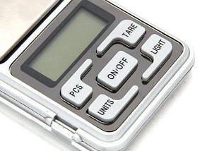 Весы электронные ювелирные карманные MH-300 {300г ± 0,01г}, фото 2
