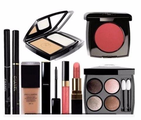 Набор декоративной косметики подарочный «Chanel MakeUp Set» 9-в-1