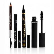 Набор декоративной косметики подарочный «Chanel MakeUp Set» 9-в-1, фото 2